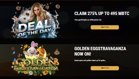 cryptothrills casino bonuses