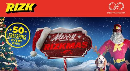 rizk-casino-merry-rizkmas-freespins