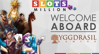 slotsmillion-nett-casino-yggdrasil-software